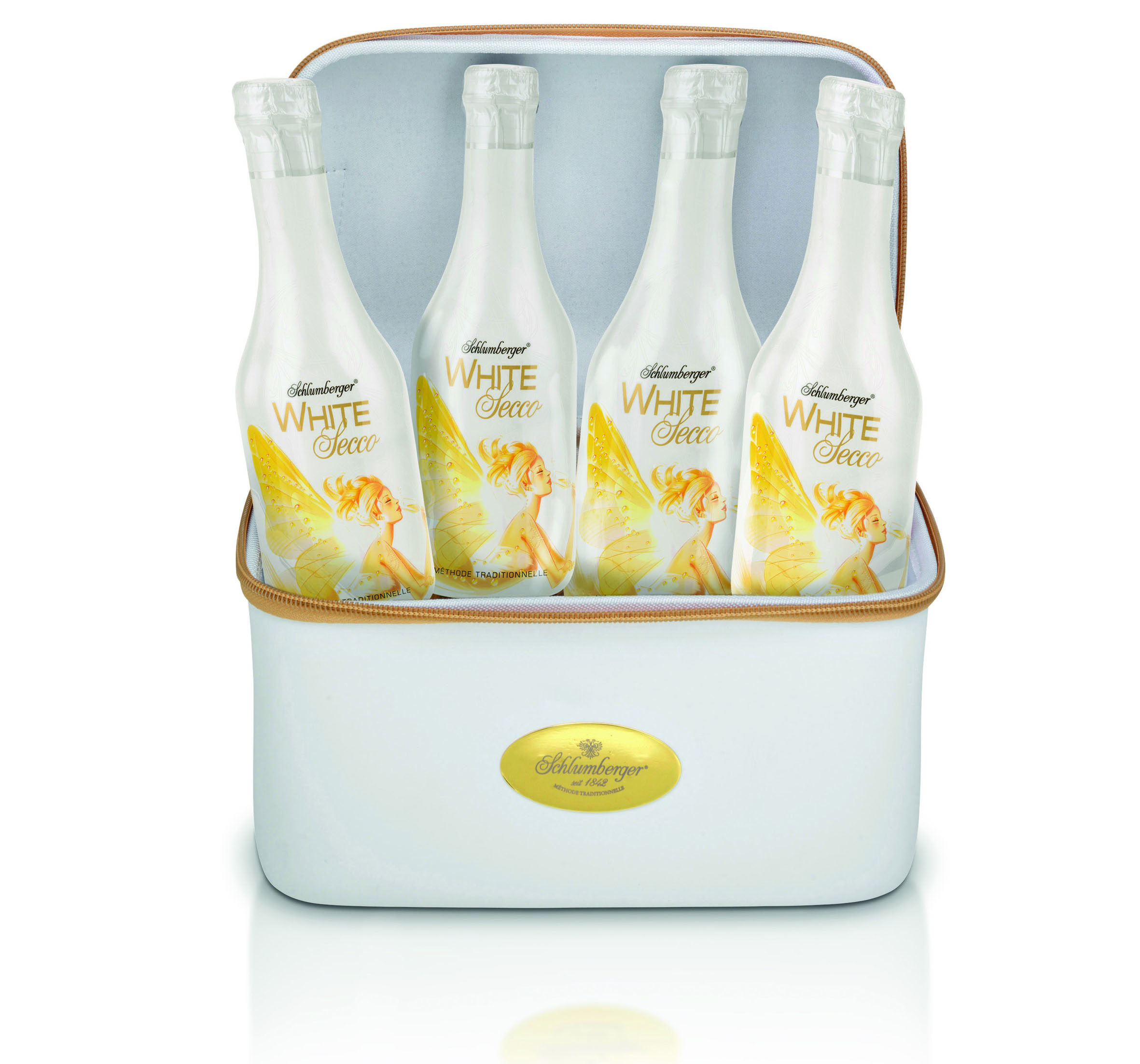 Schlumberger White Secco Beauty Case