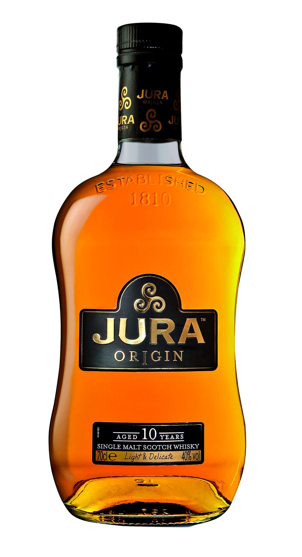 Isle of Jura 10 Jahre Whisky