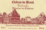 Calvados Chateau du Breuil 8 Jahre 350ml