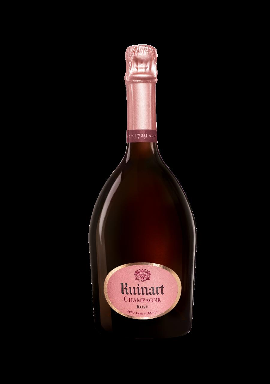 Champagner Ruinart Rosé