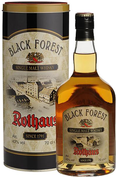 Black Forrest Single Malt Rothaus Whisky