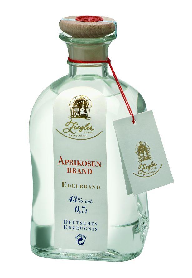 Ziegler Marillenbrand Aprikose