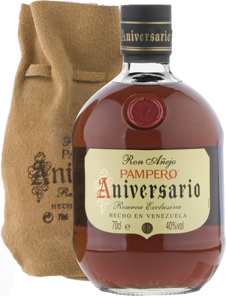 Pampero Aniversario Rum Reserva Exclusiva
