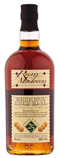 Malecon Rum Reserva Imperial 25 Jahre