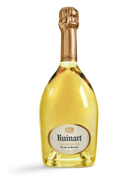 Champagner Ruinart blanc de blancs