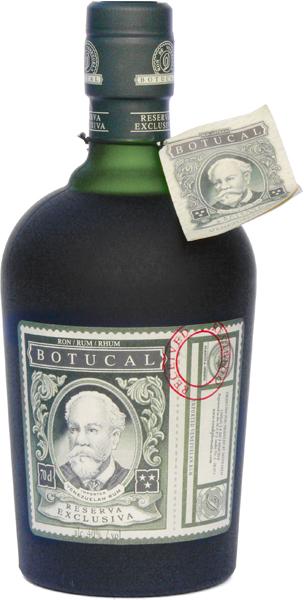 Botucal Reserva Exclusiva Rum